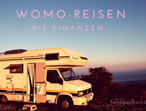 Ein Jahr Womo-Reisen? Wie soll man das denn finanzieren??!