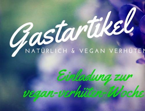 Gastartikel – vegan natürlich und sicher verhüten