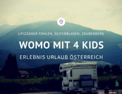 Lipizzaner-Fohlen, Seifenblasen und die Wiener Alpen