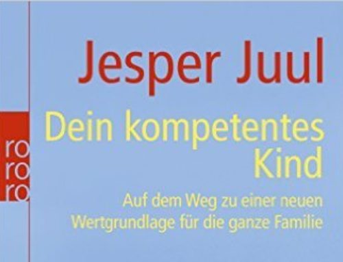 """Buchtipp: """"Dein kompetentes Kind"""" von Jesper Juul"""