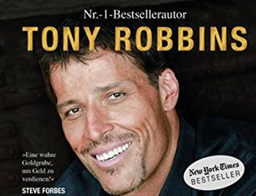 """Buchtipp: """"Money"""" von Tony Robbins"""