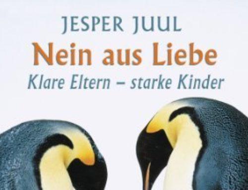 """Buchtipp: """"Nein aus Liebe"""" von Jesper Juul"""